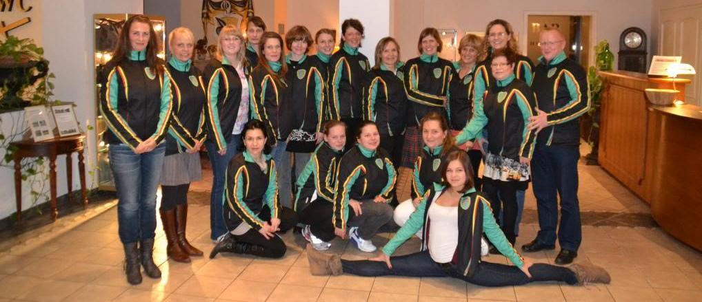Trainerteam der Abteilung RSG - 2012